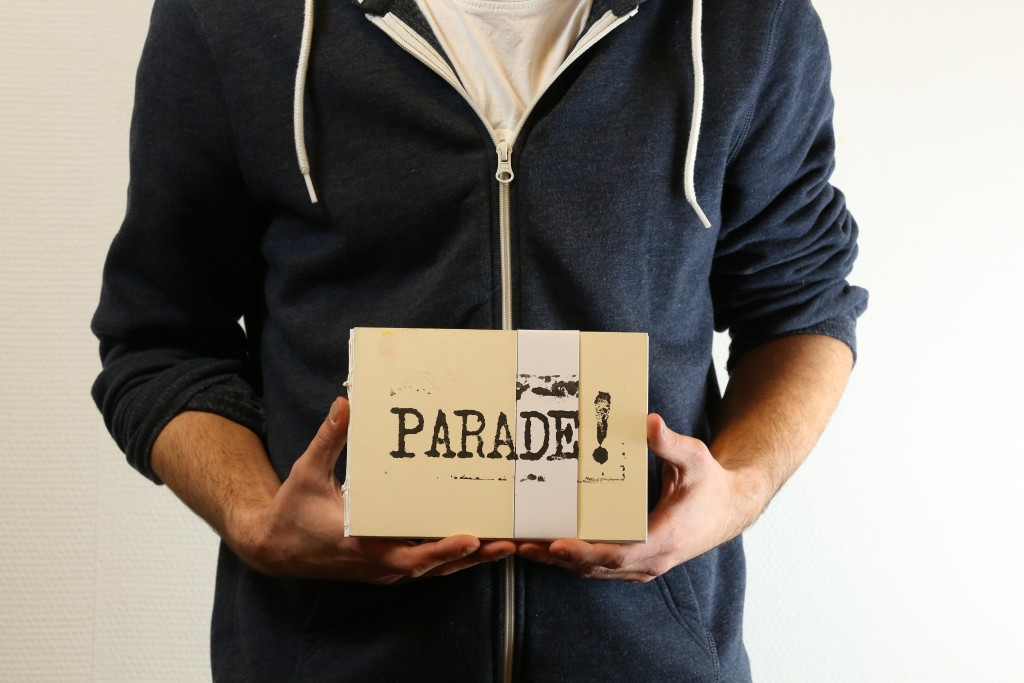PARADE ! Andy Kaufman day 2014 (2015)
